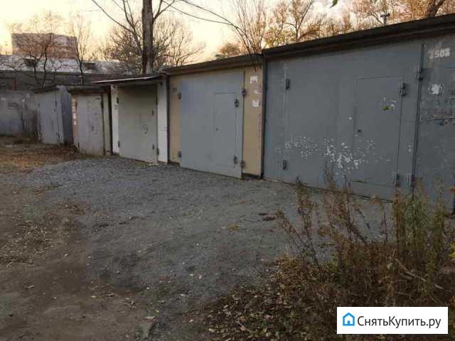 Гараж 24 м² в аренду в Хабаровске, цена 2 800 руб., СКЛАД-МАГАЗИН — СнятьКупить.ру