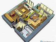 1-комнатная квартира, 40 м², 10/10 эт. Рыбное