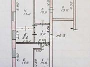 Комната 18 м² в 1-ком. кв., 1/2 эт. Елец