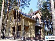 Дом 111 м² на участке 10 сот. Боровский