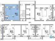 1-комнатная квартира, 49 м², 14/14 эт. Брянск