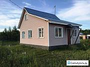 Дом 63 м² на участке 10 сот. Электроизолятор