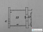 Комната 12 м² в 1-ком. кв., 4/5 эт. Самара