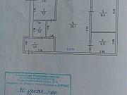 2-комнатная квартира, 49 м², 1/2 эт. Кемерово