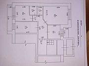 3-комнатная квартира, 67 м², 1/4 эт. Екатеринославка