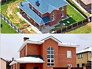 Дом 214 м² на участке 10 сот. Троицк