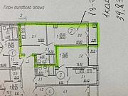 1-комнатная квартира, 39 м², 13/16 эт. Самара