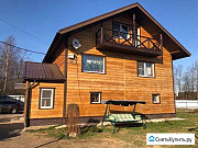 Дом 210 м² на участке 18 сот. Гарболово