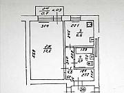 1-комнатная квартира, 31 м², 4/5 эт. Калининград