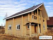 Дом 120 м² на участке 11 сот. Горбунки