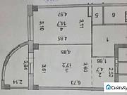 2-комнатная квартира, 50 м², 11/17 эт. Волгоград
