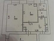 2-комнатная квартира, 55 м², 1/2 эт. Нарьян-Мар