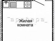 2-комнатная квартира, 25 м², 5/17 эт. Красноярск