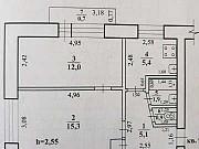 2-комнатная квартира, 41 м², 4/5 эт. Чита
