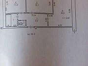 2-комнатная квартира, 61.3 м², 2/5 эт. Пограничный