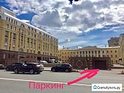 Машиноместо 24 м² Санкт-Петербург
