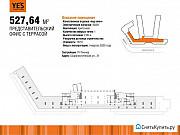 Офисное помещение, 527.6 кв.м. Санкт-Петербург