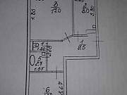 2-комнатная квартира, 49.5 м², 3/3 эт. Завитинск