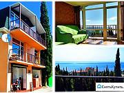 Продам отель в Гурзуфе (кафе и 4 апартамента) Ялта