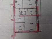 4-комнатная квартира, 103 м², 4/5 эт. Биробиджан