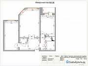 3-комнатная квартира, 60 м², 1/1 эт. Долгое