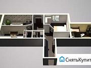 3-комнатная квартира, 91.1 м², 2/16 эт. Петрозаводск