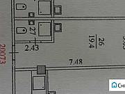 Комната 21.6 м² в 1-ком. кв., 4/5 эт. Благовещенск