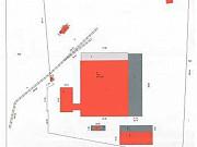 Производственная площадка с 2-мя ж/д тупиками Налобиха