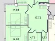 3-комнатная квартира, 90 м², 6/9 эт. Севастополь