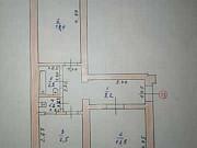 2-комнатная квартира, 48.7 м², 5/5 эт. Рузаевка