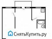 2-комнатная квартира, 43 м², 3/5 эт. Саранск