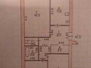 3-комнатная квартира, 61.5 м², 1/2 эт. Жуков