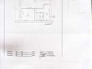 1-комнатная квартира, 40.8 м², 2/2 эт. Шербакуль