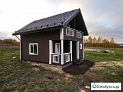 Дом 90 м² на участке 14 сот. Петрозаводск