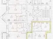3-комнатная квартира, 72.9 м², 4/10 эт. Ярославль
