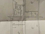 3-комнатная квартира, 65 м², 2/5 эт. Вязьма