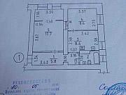2-комнатная квартира, 44.7 м², 1/2 эт. Ижевск