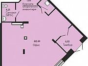 Помещение свободного назначения, 80 кв.м. Новосибирск