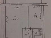 1-комнатная квартира, 36 м², 3/14 эт. Набережные Челны