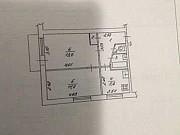 2-комнатная квартира, 39.1 м², 4/5 эт. Пролетарий