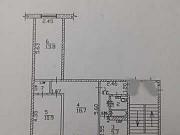 3-комнатная квартира, 58.3 м², 3/5 эт. Абакан