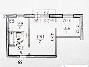 2-комнатная квартира, 39 м², 5/5 эт. Биробиджан
