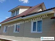 Дом 110 м² на участке 6 сот. Солнечногорск