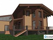 Коттедж 245 м² на участке 9 сот. Новосибирск