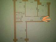 3-комнатная квартира, 60 м², 6/10 эт. Саранск