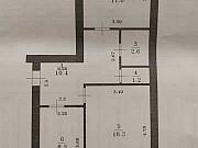 2-комнатная квартира, 49.7 м², 5/5 эт. Шахунья