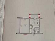 1-комнатная квартира, 37.4 м², 1/2 эт. Сольвычегодск