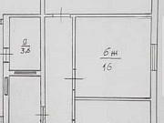 2-комнатная квартира, 74 м², 1/4 эт. Калининград