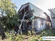 Дом 83.5 м² на участке 8 сот. Челябинск