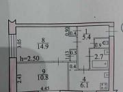 2-комнатная квартира, 42 м², 2/2 эт. Биробиджан